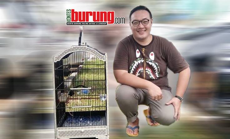 Kacer Trailer Milik Wira,Kontes Burung Jakarta