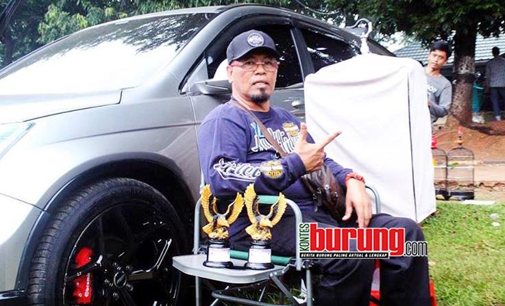 Kacer Bandir Muluk H.Edy Layer Sailing Jakarta