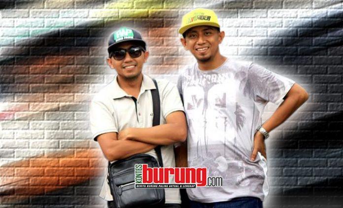 Murai Batu Dumang Milik Rizki RWP Brother Bandung