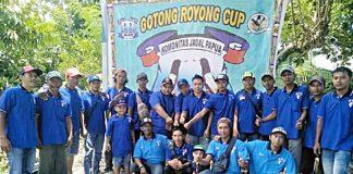 Gotong Royong Cup Biak Papua