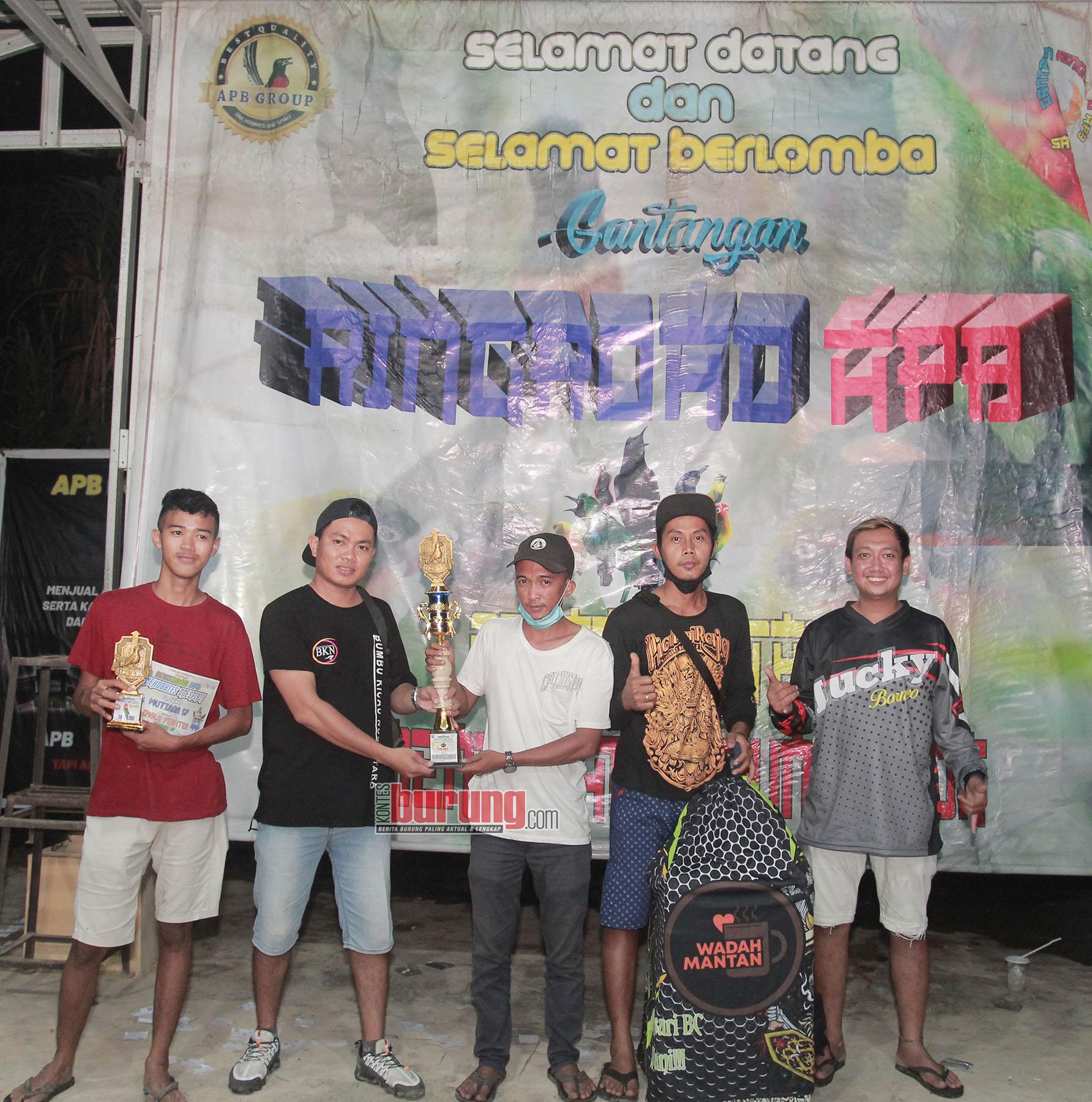 Runner Up SF Mutiara SF Samarinda