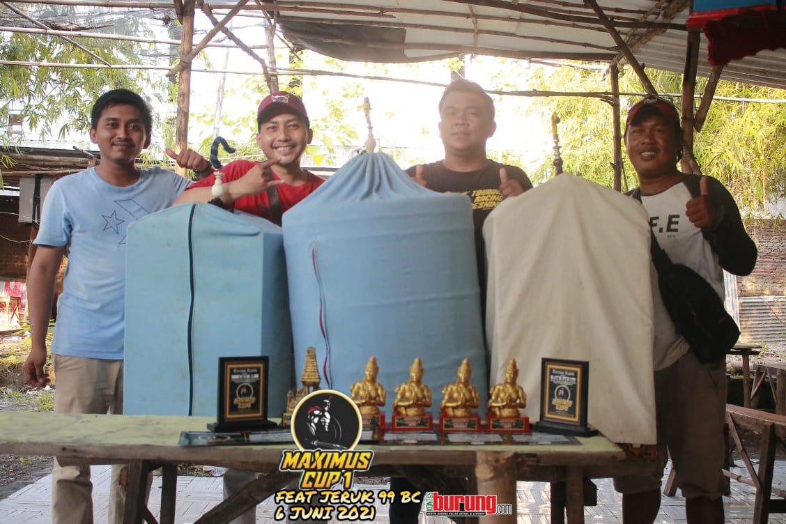 Tim Rea-Reo Usung Gaco Andalannya Raih Prestasi